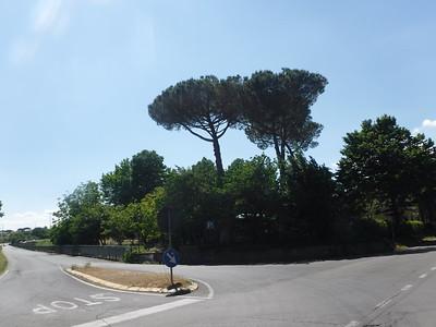 Day 7 - Rome to Capodimonte