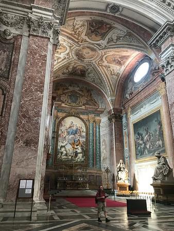 Santa Maria Deglie Angeile Dei Martiri