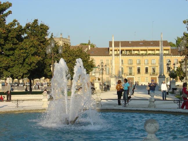 Padua, Italy   Venice, Italy