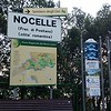 Nocelle is the village that our B&B was in near Positano . There are no cars allowed in the  village only foot paths. Drop off your luggage and  carry down several flights of stairs