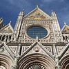 Siena Cathedral (Duomo di Siena) is a medieval church dedicated from its earliest days as a Roman Catholic Marian church, and now dedicated to the Assumption of Mary