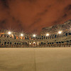 Tour of Colosseum at Night. We were lucky to get in. This tour is available only on Thursday and Saturday evenings
