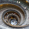 The Vatican Museums spiral staircase is one of the most photographed in the world, and certainly one of the most beautiful.