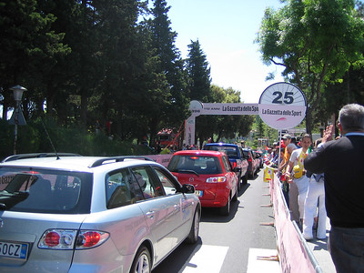 Giro d'Italia (bicycle): May 2006