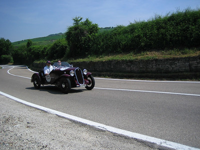 Mille Miglia: May 2006