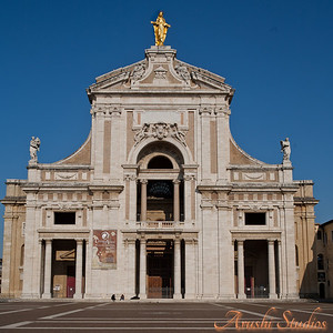 St Mary of Angels - Lower Assisi.