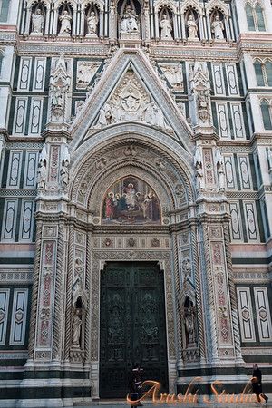 Basilica of Saint Mary of the Flower is called duamo ordinarily in Florence.