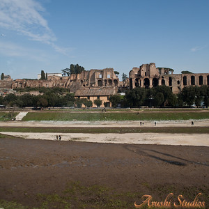 The Circus Maximus was the largest stadium in ancient Rome. At one point the Circus could seat 250.000 people, one quarter of Rome's population.