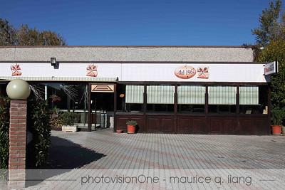 Best spaghetti alla Arabiatta ever was at this little restaurant next to Lamborghini called Da Taiadela.