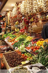 We visit the marketplace.