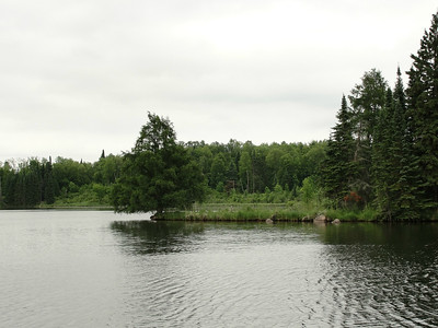 On Lake Itasca, who whats to drive - I have pictures to take...