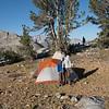Camp #6 near Twin Lakes