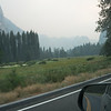 Yosemite Valley on the drive out