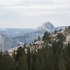 The requisite stop at the viewpoint for Half Dome.