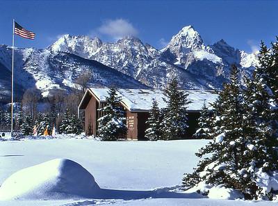 1970 - 2010: Grand Teton National Park, WY
