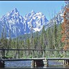 Jenny Lake Bridge