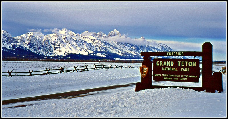 Welcome to the Tetons