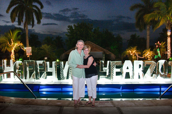 Jamaica - Couples Negril, New Year's 2010