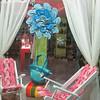 "display window at giftshop<br /> gotta love those ""havianna's"""