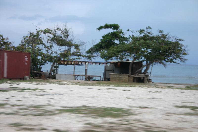 A Seaside Restaurant?
