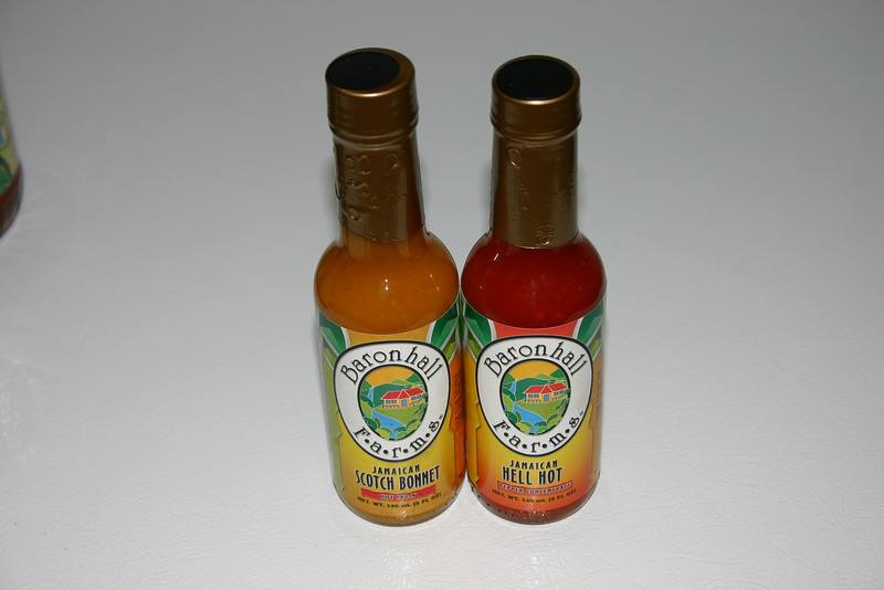 Had to pick up some pepper sauce.