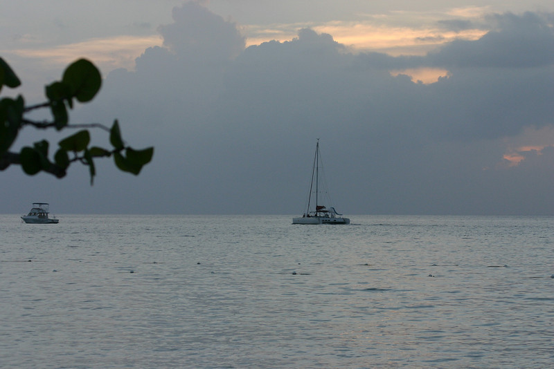 So ends another night at Couples Negril.