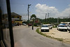Leaving the small towns outside of Negril.