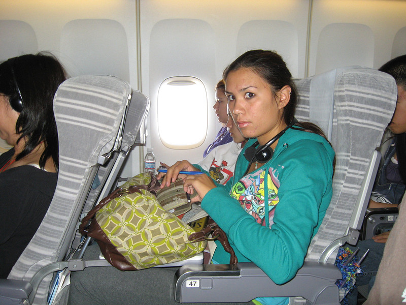 Day 2 - 1 On plane (1)