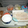 Day 2 - 3 Airplane food