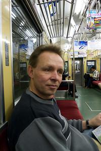 Lex, trein naar Tokyo