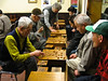 A shop dedicated to Japanese chess. You pay by the hour