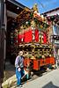 Float for Takayama festival