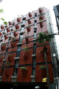 ecologisch gebouw, Osaka