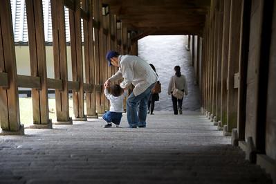trappen, Nara