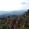Ridge view near Nokogiri-yama