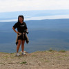 By the time we hit the top, we were at 10,400 elevation!