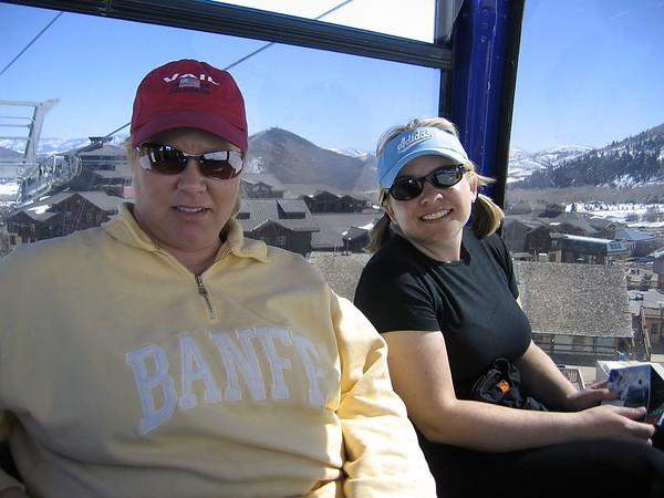 Jen's 2004 Skiing Trip