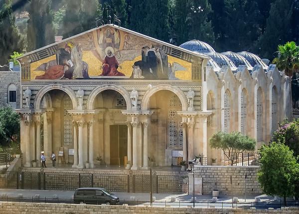Jerusalem and Bethleham