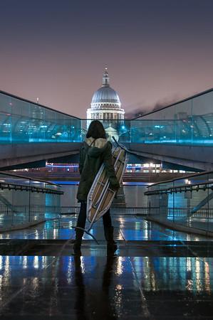 Jessica in London - 2015