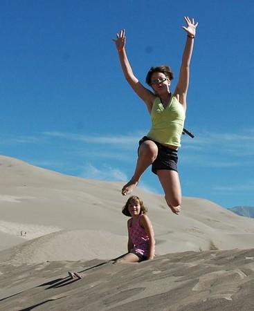 Monday AM - Great Sand Dunes National Park