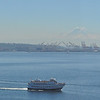 view fom deck 14 day 1 Solstice Mt Rainer Seattle