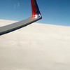 from the Southwest plane on the way to Seattle
