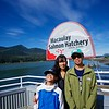 Juneau, Alaska - Second port. First stop - Salmon Hatchery