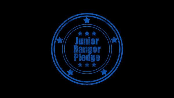 Junior Ranger Pledge - June 2013