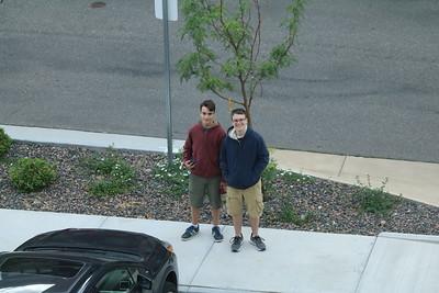 "Aaron & James @ Broomfield ""Holiday Inn"""