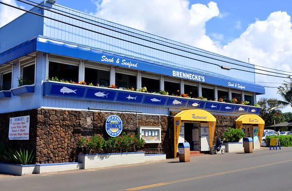 Brennecke's at Poipu