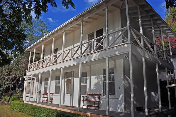 Allerton Garden, guest house