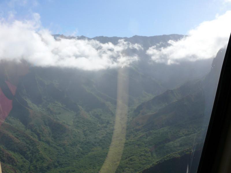 Valley along the Na Pali Coast