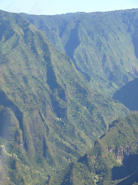 On our way to Waimea Canyon
