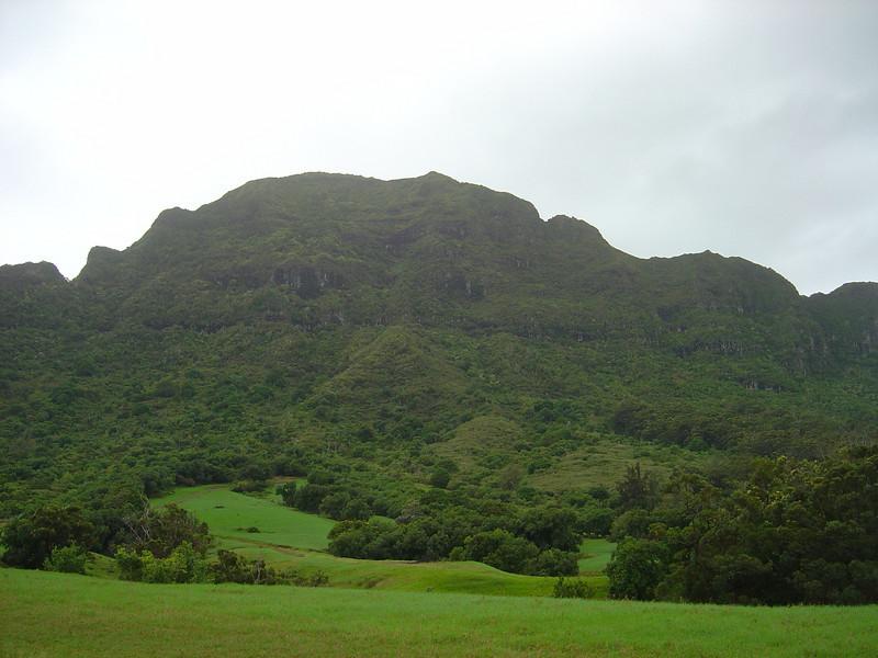 Kipu Ranch (Area where scenes from Jurassic Park were filmed)